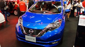 New Nissan Note showcased at 2016 Bogota Auto Show