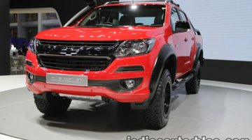 Chevrolet Colorado Z71 - Thai Motor Expo Live
