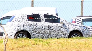 Fiat Punto successor (Fiat X6H) not done testing in Brazil