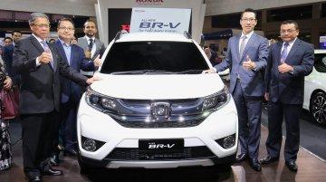 Honda BR-V debuts in Malaysia