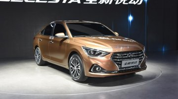 Hyundai Celesta sedan premieres in China - In Images