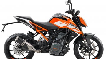 KTM 250 Duke ABS launched in India at INR 1.94 lakh