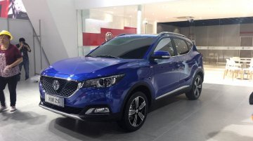 MG ZS SUV (Hyundai Creta rival) ready for the Chinese market