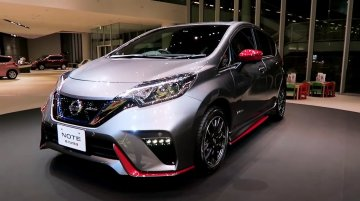 Nissan Note e-Power gets the NISMO treatment