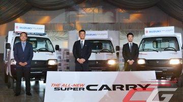 India-made Suzuki Super Carry launches in Philippines