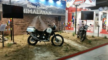 BSIV compliant Royal Enfield Himalayan coming before mid-August - Report