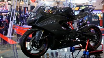 TVS X21, TVS Akula 310 & TVS Entorq 210 showcased at IMOS 2016