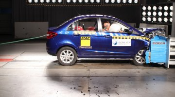 Tata Zest gets 4-star safety rating from Global NCAP