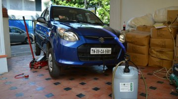 IAB reviews TYRE PROTECTOR, an innovative tyre puncture sealant