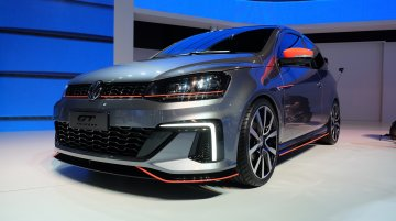 VW Gol GT Concept unveiled at the 2016 Sao Paulo Auto Show