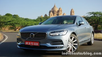 Volvo S90 - First Drive Review
