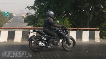 Is this the Yamaha FZ200/Yamaha FZ250 for India?