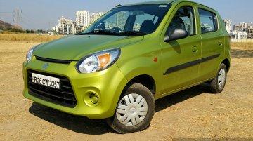Maruti Alto 800 (Facelift) - Review