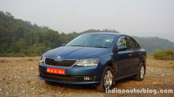Skoda Rapid Onyx edition to launch soon in India - Report
