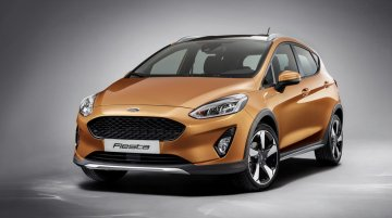 2017 Ford Fiesta's Active trim to be added to more models - Report