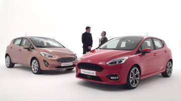 2017 Ford Fiesta video walkaround offers closer look