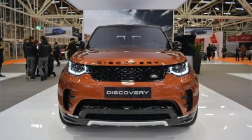 JLR India to launch 2017 Land Rover Discovery in October - Report