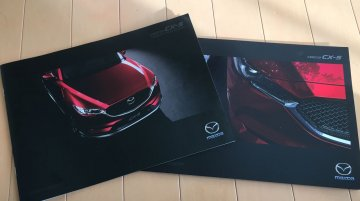 New Mazda CX-5 brochure leaks out, fresh details and images emerge