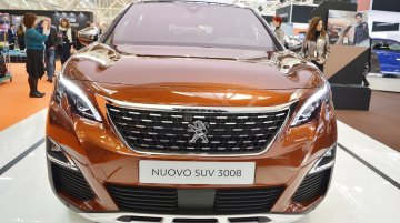 Peugeot 3008 - Bologna Motor Show Live