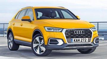 MQB-based 2018 Audi Q3 - Rendering