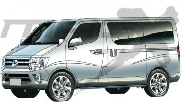 2018 Toyota Hiace to come with a conventional bonnet, claims new report