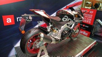 Aprilia RSV4 RF showcased at Thai Motor Expo