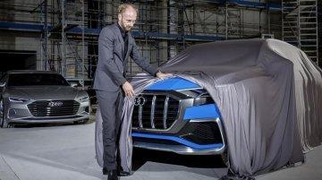 Audi Q8 concept announced for NAIAS 2017 debut
