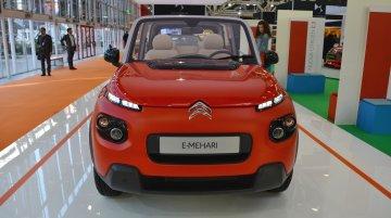 Citroen E-Mehari - Bologna Motor Show Live