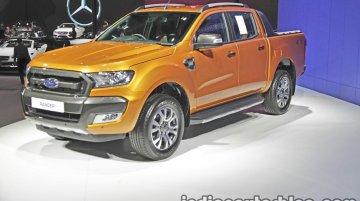 Ford Ranger Wildtrak, Ranger Hi-Rider FX4 - 2016 Thai Motor Expo