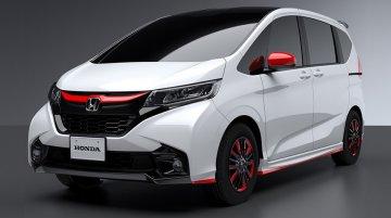 Honda Freed Modulo X Concept revealed for Tokyo Auto Salon