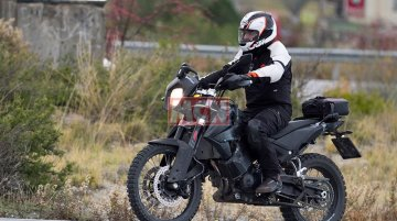 Production KTM 790 Adventure spotted for the first time