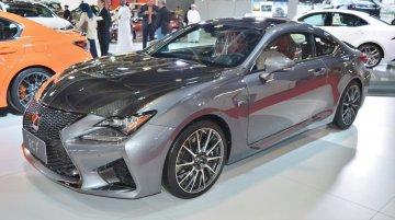 Lexus RC F - Oman Motor Show