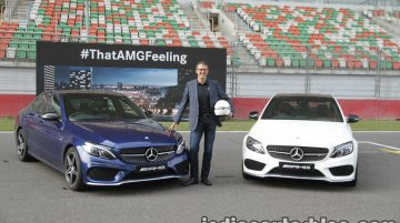 Mercedes-AMG C 43 4MATIC launched in India at INR 74.35 Lakhs