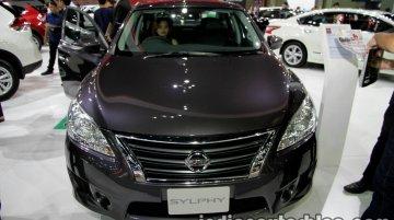 Nissan Sylphy 1.6 E85 - Thai Motor Expo Live