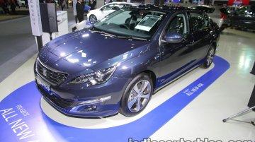 Peugeot 408 e-THP - Thai Motor Expo Live