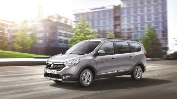 Renault Lodgy Stepway relaunched at INR 9.43 Lakhs