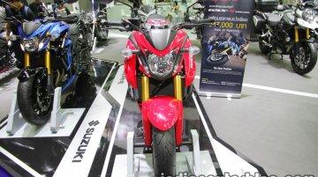 Suzuki GSX-S750 - Thai Motor Expo Live