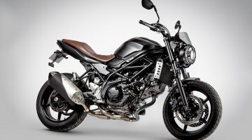 Suzuki SV650 Scrambler launched in France at EUR 7999