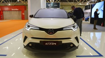 Toyota C-HR to be launched in India in 2018 - Report