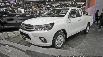 2016 Toyota Hilux Revo - 2016 Thai Motor Expo