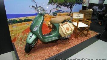 Vespa LVX150 3Vie Safari, Vespa PX125 - Thai Motor Expo Live