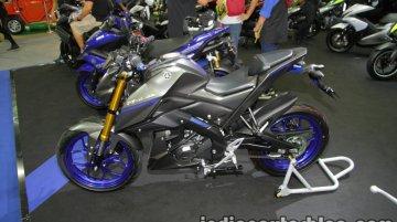 Yamaha M-Slaz - Thai Motor Expo Live