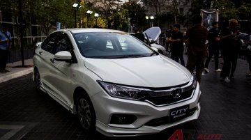 2017 Honda City Modulo body kit launched in Thailand