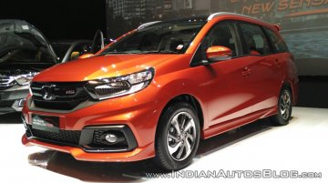 Under fire from the Ertiga, Honda Mobilio to get a second facelift in Indonesia