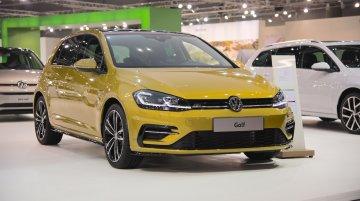 2017 VW Golf - Vienna Auto Show Live