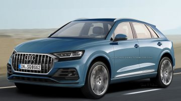 Audi Q8 coupe-SUV's trial production commences in Slovakia