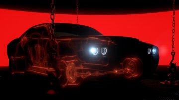 Dodge Challenger SRT 'Demon' teased ahead of 2017 NYIAS debut - Video
