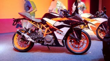 India-made 2017 KTM RC390 unveiled for the US market