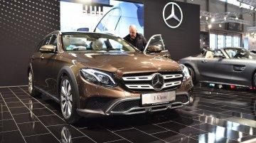 Mercedes E-Class All-Terrain - Vienna Auto Show Live