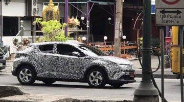 ASEAN-spec Toyota C-HR begins testing in Thailand [Update]